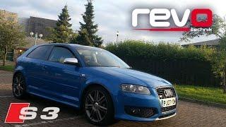 Look round my Audi S3 8p sprint blue 2.0 litre turbo REVO remap 300bhp