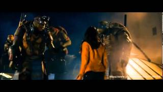 Teenage Mutant Ninja Turtles 2014 TV Spot #7 / Vanilla Ice -