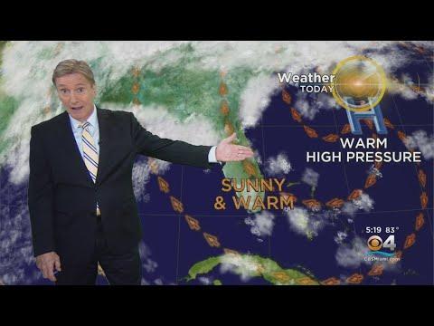 CBSMiami.com Weather @ Your Desk 2-22-19 5PM