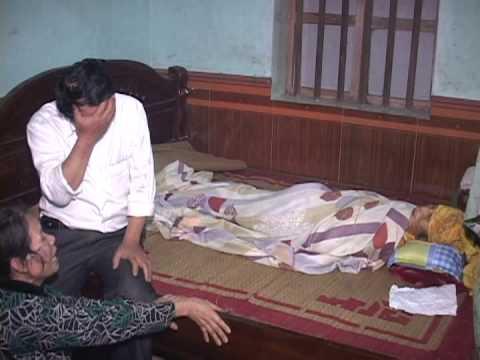 Đám tang bà Phạm Thị Chuông tại Thụy Hưng, Thái Thụy, Thái bình. P 1