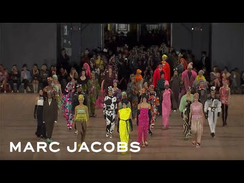 Marc Jacobs Spring 2018 Runway Show
