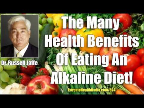 The Alkaline Diet, PH Balance, Acidic Foods & Eating Alkaline Foods