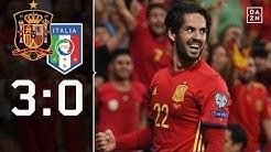 Große Isco-Show: Spanien - Italien 3:0 | Highlights | WM-Quali | DAZN