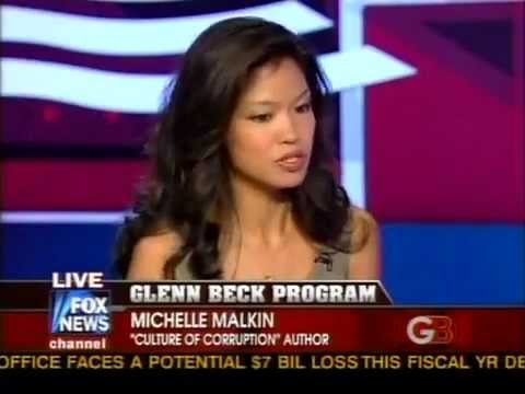 Michelle Malkin & Glenn Beck on Obama's Culture of Corruption (Book Interview)