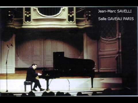 JM SAVELLI PLAYS  1 MVT sonate PATHETIQUE BEETHOVEN