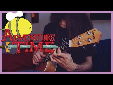 Adventure Time - Ending Theme Song (Ukulele Cover)