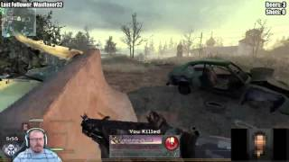 Back To Work and BMW Build Price Tag - Modern Warfare 2 PC Gameplay