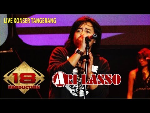 ARI LASSO - MANA KU TAHU (LIVE KONSER TANGERANG 10 APRIL 2008)