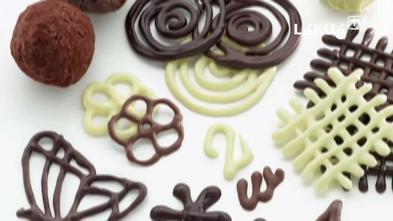 Chocolate Blanco Para Decorar Tartas