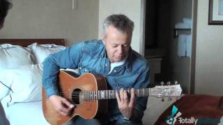 Tommy Emmanuel on Practicing