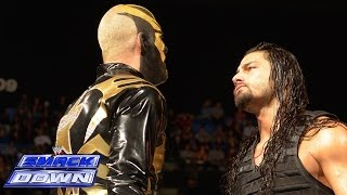 Cody Rhodes & Goldust vs. The Shield - Tag Team Championship Match: SmackDown, November 29, 2013