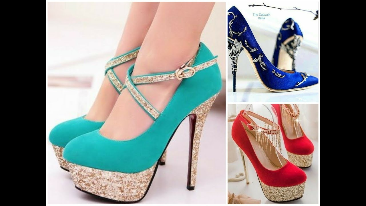High Hill Sandle For Girls || Latest