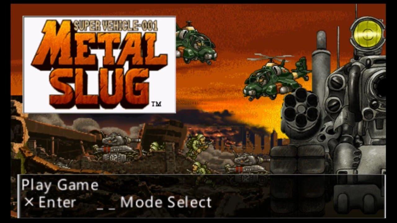 metal slug 2 iso