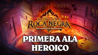 Montaña Roca Negra | Primera Ala en Heroico