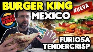 Burger King Mexico: Furiosa Tendercrisp