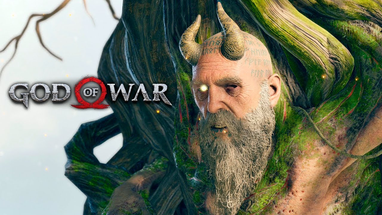 Mimir god of war voice