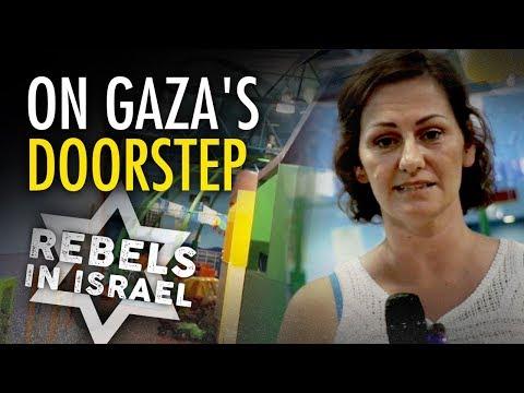 Sderot: Bomb shelter capital of the world | Sheila Gunn Reid
