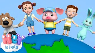 Giro Giro Tondo - Canzoni Per Bambini