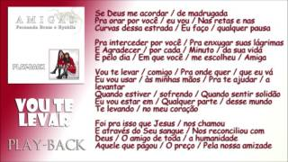"Video Vou Te Levar [Playback] Fernanda Brum & Esyhila – CD ""Amigas 1"" 2008 (HD) download MP3, 3GP, MP4, WEBM, AVI, FLV Oktober 2018"