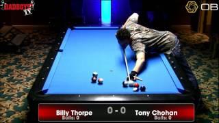 Billy Thorpe vs. Tony Chohan