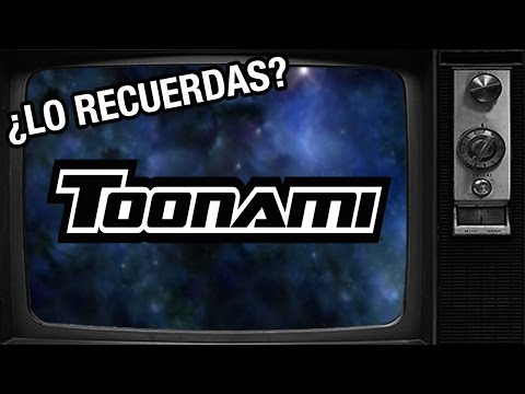 ¿LO RECUERDAS? | Toonami (Cartoon Network)