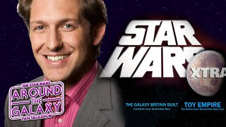 Star Wars Documentary Maker, David Whiteley