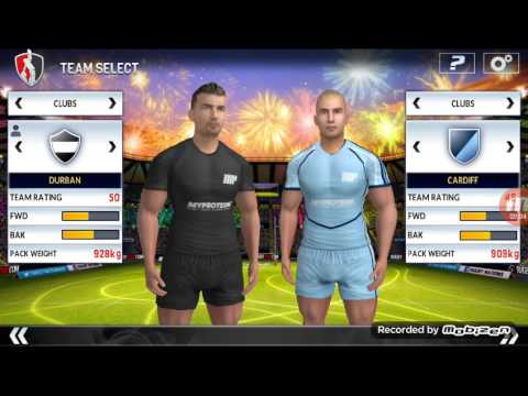 RUGBY ON A PHONE ?????!!!!