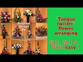 Tongue Twister for Flower Arranging 記住「急口令」,插花好easy!TY-01