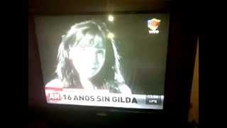 Baixar GILDA  AMERICA NOTICIAS CANAL 2 parte1 NOTA GASTON ALARCON Y SILVIA COIMBRA ANIVERSARIO 16