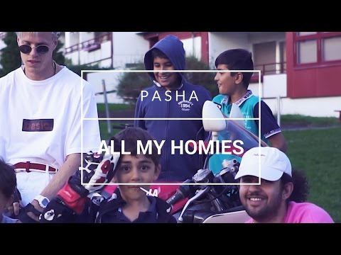 """Pasha - """"All My Homies"""" [OFFICIAL MUSIC VIDEO]: YLTV"""