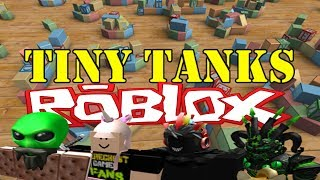 The FGN Crew Plays: ROBLOX - Tiny Tanks (PC)