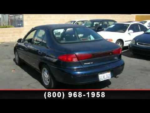 2000 Ford Escort - Used Hondas USA - Bellflower, CA 90706