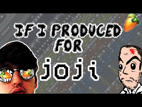 If I Produced For: joji Tutorial | Piano Samples Melody Hack in FL