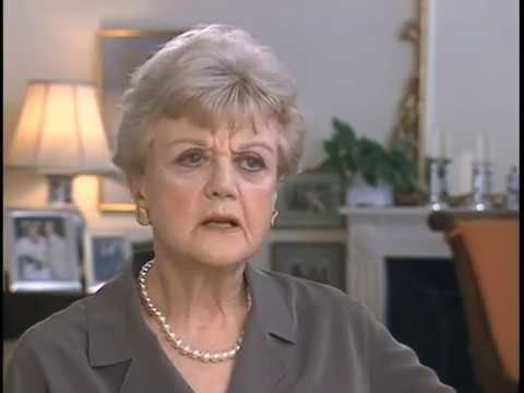 "Angela Lansbury on the beginnings of ""Murder, She Wrote"" - EMMYTVLEGENDS.ORG"