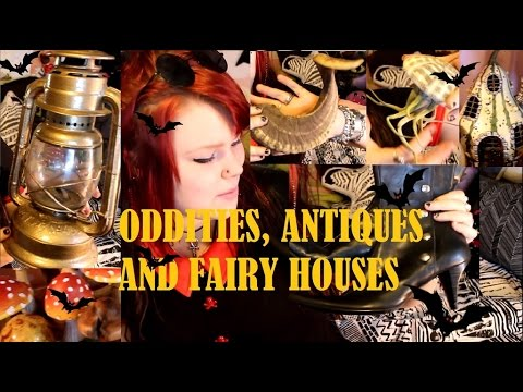 Oddities, Antiques and Fairy Houses - COLLECTIVE HAUL