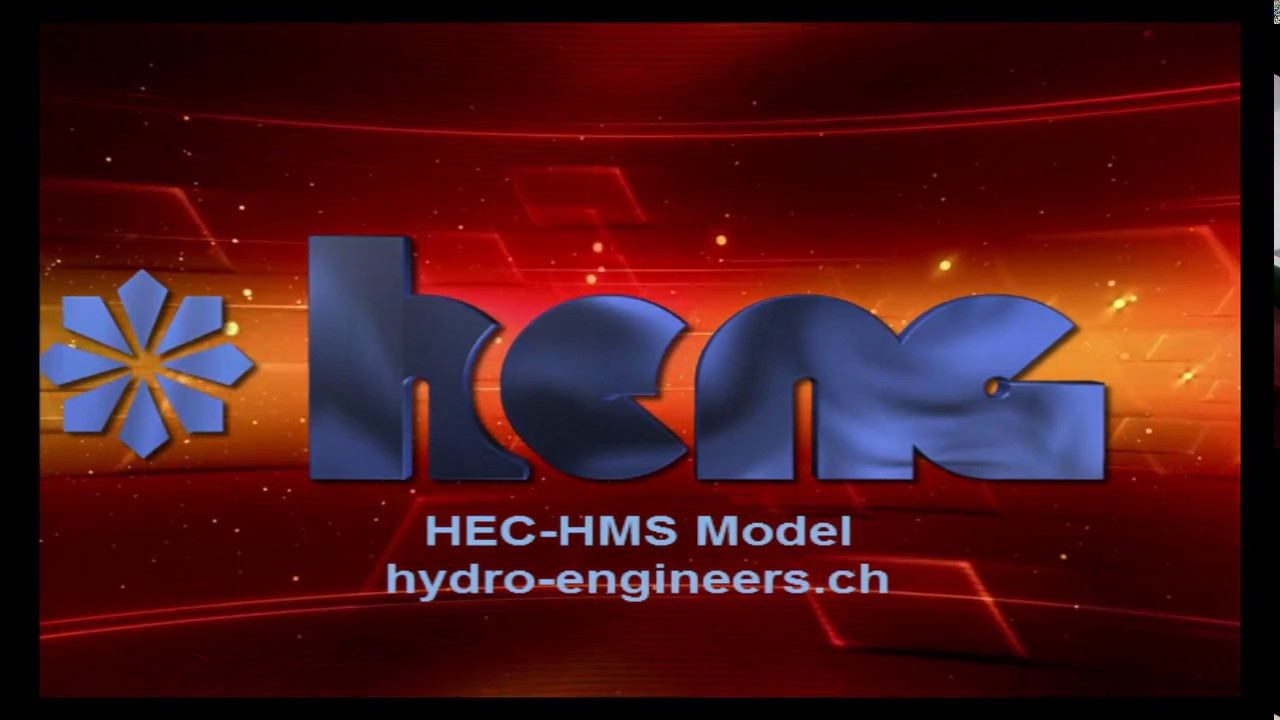 Runninng HEC-HMS Model and data preparation