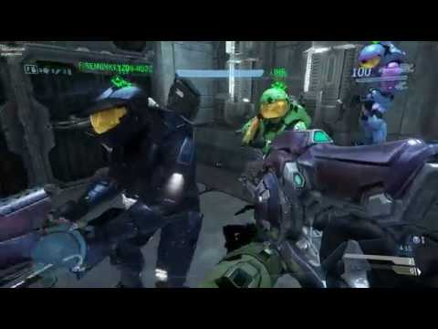 Halo Online - The Joys & Horrors Of The Voice Chat!