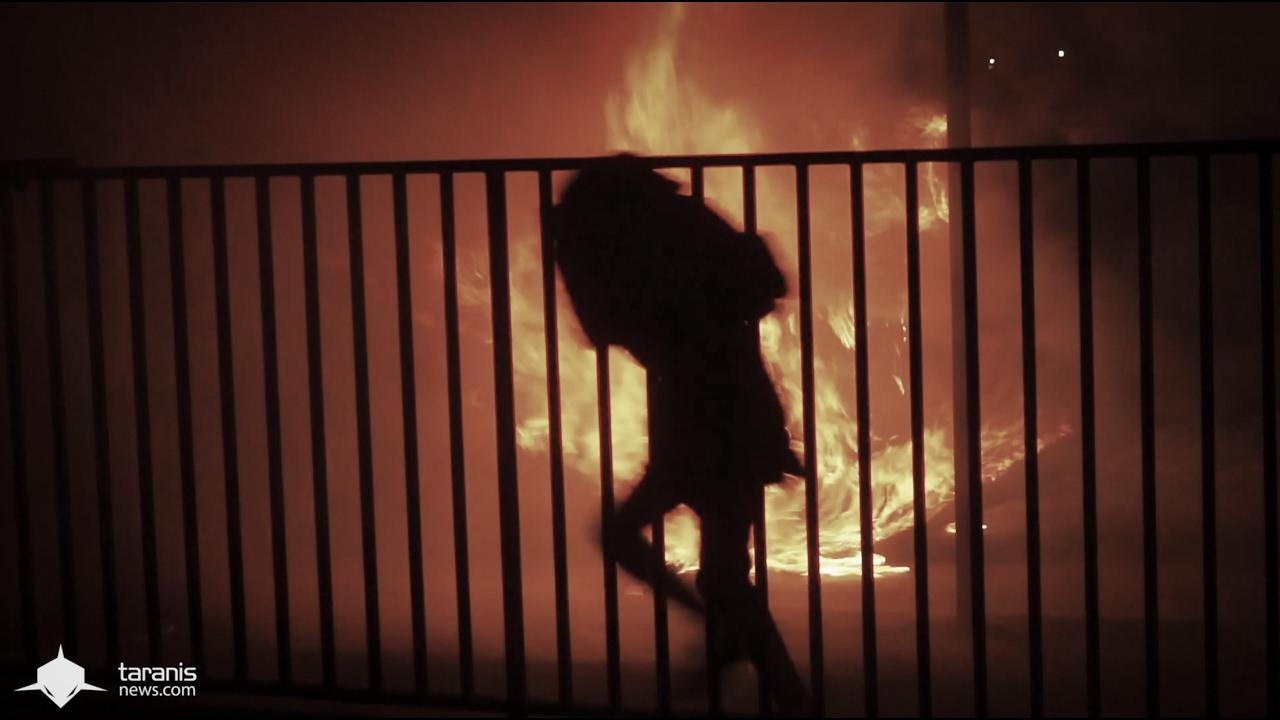 BOBIGNY : LE RASSEMBLEMENT #JUSTICEPOURTHEO TERMINE EN ÉMEUTE