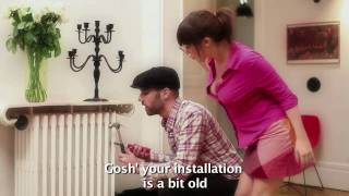The Heating Engineer -French Porn-