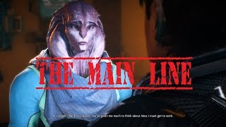 Mass Effect Andromeda - Episode 17 - The Main Line - THE END