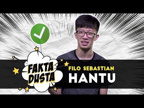 Seberapa Hebatkah Pengetahuan Filo Sebastian Seputar Hantu? #FaktaDusta