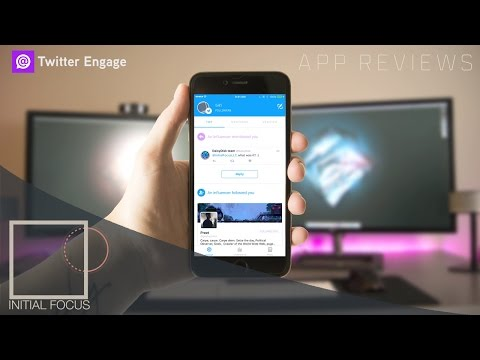 Twitter Engage   App Review