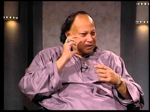 Interview - Ustad Nusrat Fateh Ali Khan