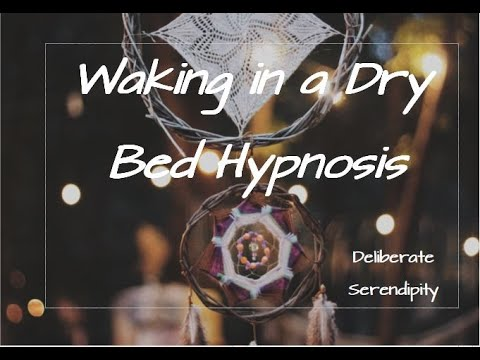 Hypnotic Recording for Waking in a Dry Bed