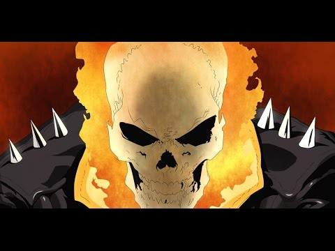 Ghost Rider (Johnny Blaze) Tribute