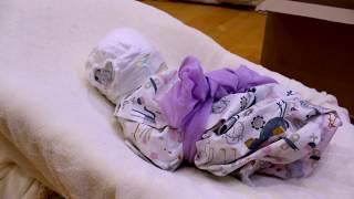 Обложка на видео о Распаковка куклы реборн/ новая кукла / Reborn dolls