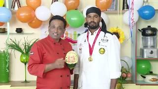 Veg Carvings By Award Winning Chefs