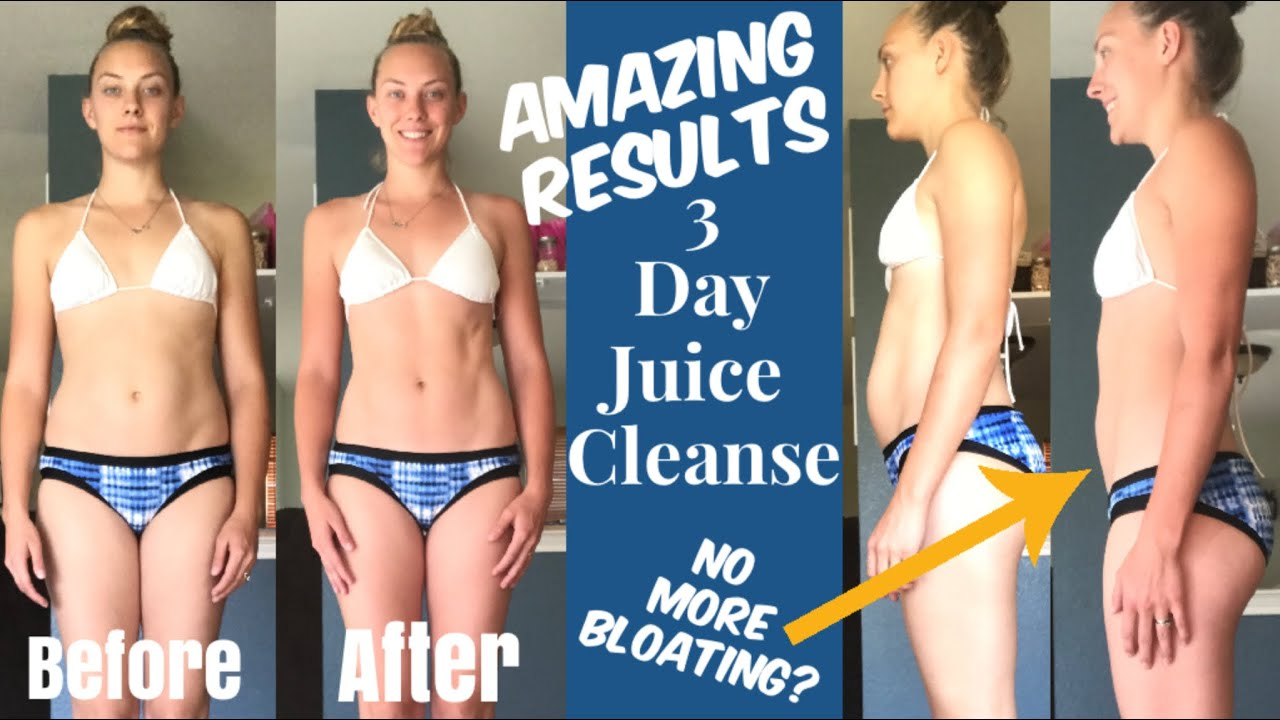 juice fasting how much weight loss