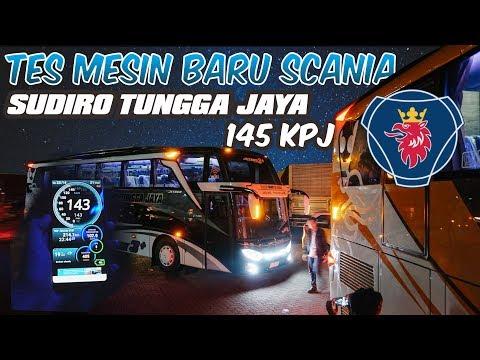 TES MESIN SCANIA SUDIRO TUNGGA JAYA || Sampai MENTOK !! Menjemput Armada Terbaru Stj Scania K360 Ib.
