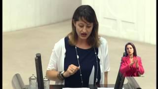 Şafak Pavey'in Mecliste '11 Ekim Dünya Kız Çocuklar Günü' Konuşması: Kız Çocukları ve Savaş